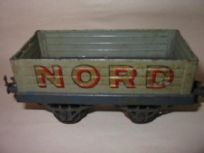 French Hornby NORD Open Wagon